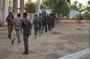 Syrisch Koerdistan demobliseert kindsoldaten. Foto: Geneva Call